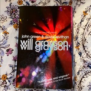 Will Grayson Book By John Green